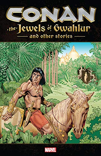 CONAN & THE JEWELS OF GWAHLUR (MS 3)