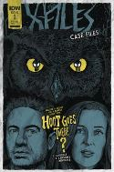 X-FILES CASE FILES HOOT GOES THERE (MS 2)
